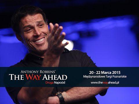 Anthony Robbins w Polsce zapisy http://bit.ly/Z6CwgE