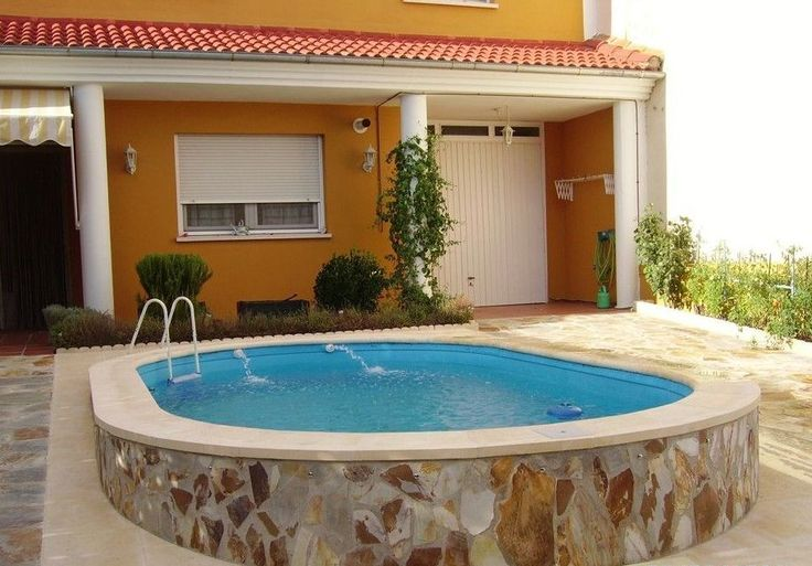 165 best images about on pinterest for Piscinas enterradas