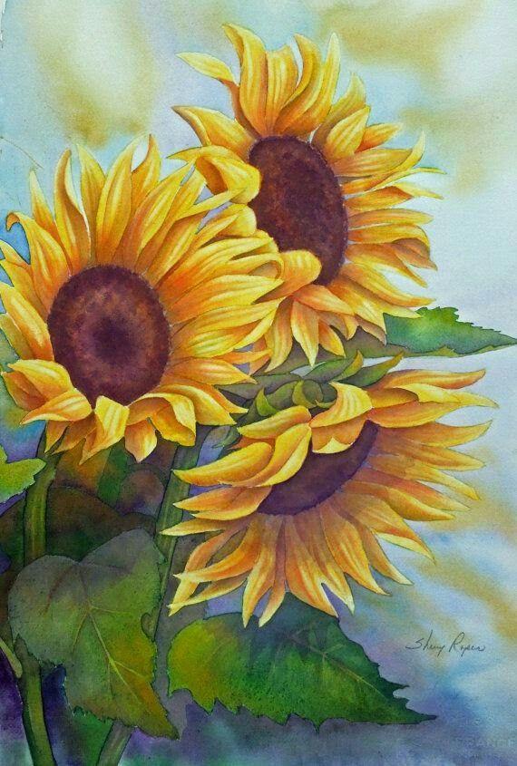 Oltre 25 fantastiche idee su dipinti di fiori di loto su for Fiori di ciliegio dipinti