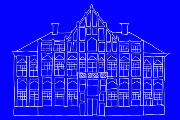 CENTRUM / NUTSHUIS Podium voor kunst, cultuur en maatschappij. Ooit bood dit pand onderdak aan de Nutsspaarbank. Het Nutshuis is eigendom van Fonds1818. Adres: Riviervismarkt 5.