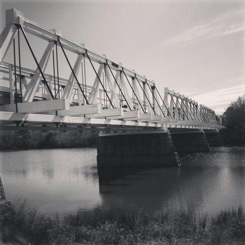 Rossi Bridge near Goulburn, NSW, Australia