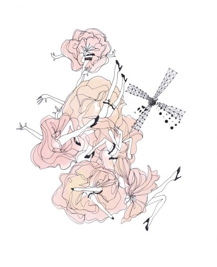 Fashion illustrator Ayumi Togashi Paris. Illustrations drawn by hand. Crayon, watercolor. Illustratrice de mode Illustrations dessinées à la main. Crayon aquarelle. Printemps Hermès