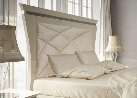 Cabecero con plaf�n tapizado. Mod. IMPERIAL  73006-12