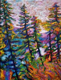 Lisa Wolfin - Artist From Canada