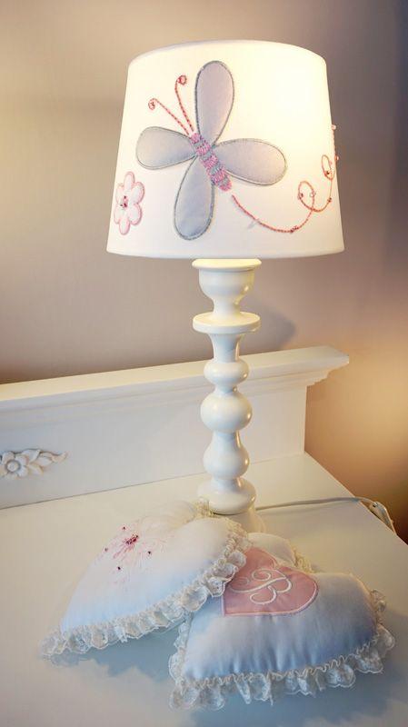 Bebek odası abajuru / baby room decoration