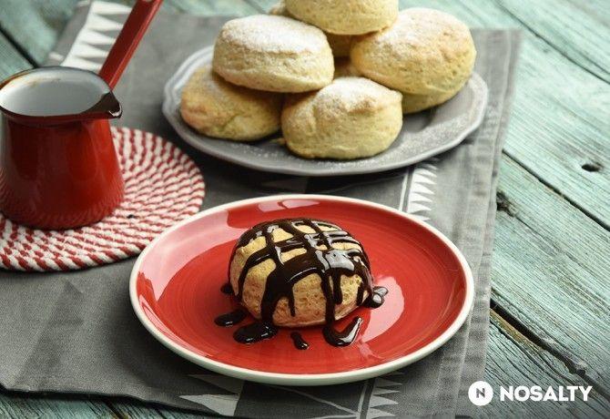 Villámgyors sütőben sült csokis fánk