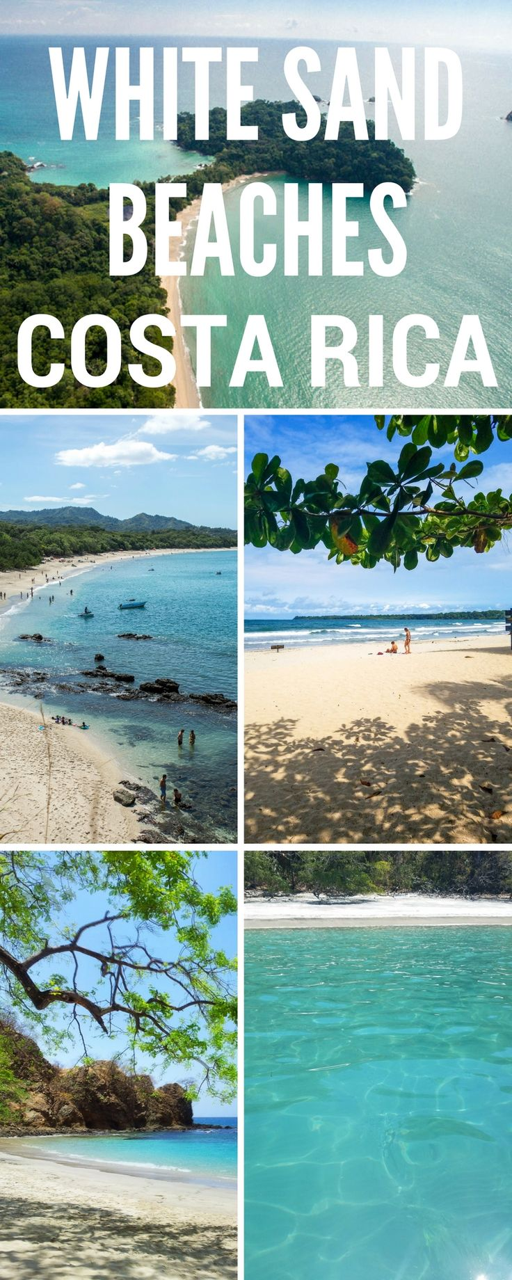 The stunning white sand beaches in Costa Rica,  click through to   read:https://mytanfeet.com/costa-rica-beach-information/white-sand-beaches-costa-rica/    Costa Rica   Costa Rica beaches   Costa Rica travel blog