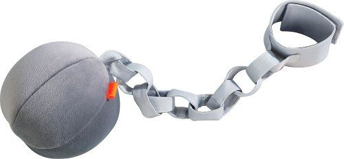 Pirate Ball and Chain Dress-Up Costume Accessory >>> Check this awesome product by going to the link at the image.