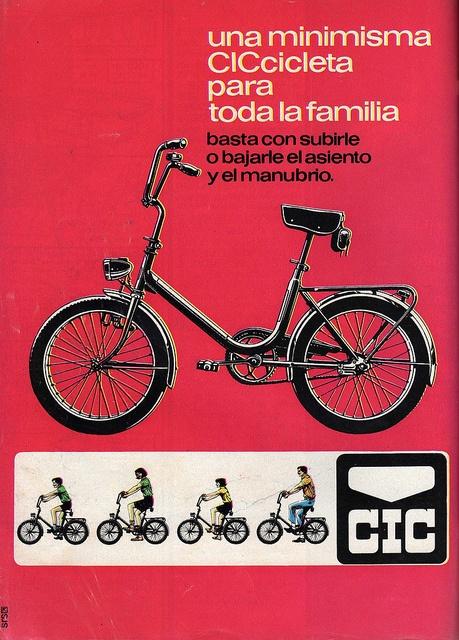 Mini CIC. Fabricada por la empresa chilena de colchones CIC