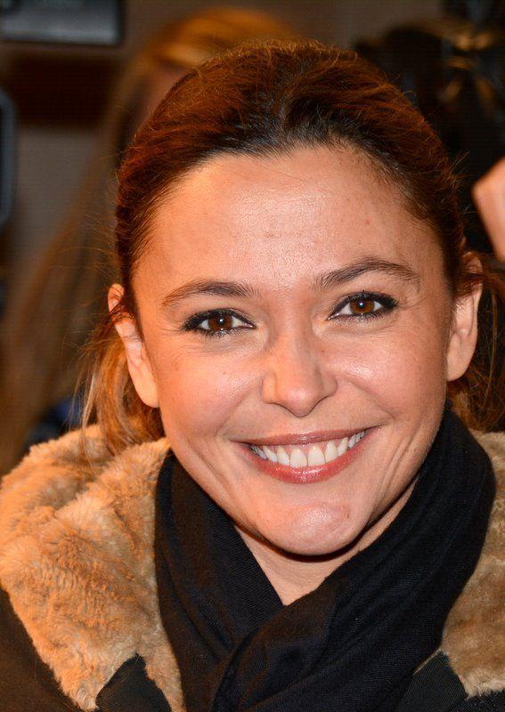 Sandrine Quetier - Presentatrice