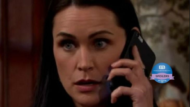 'The Bold and The Beautiful' (B&B) spoilers reveal that Quinn Fuller's [Rena Sofer] plan to keep Liam Spencer [Scott Clifton] tucked away with her at her cabin will soon unravel and she will have to choose between what's best for her and what's best for her son. Here's what we can expect… Stef