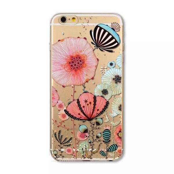 Lost in Wonderland iPhone Case