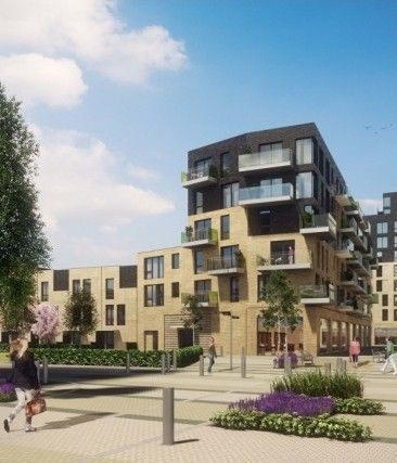 Pollard Thomas Edwards architects (PTEa) working for Countryside Properties and Newlon has fought off competition from AHMM and Maccreanor L...