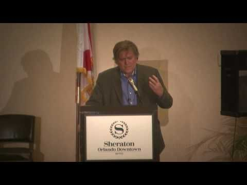 Steve Bannon Lays Out His AMAZING Political Philosophy. He is Donald Trump's senior strategic advisor and architect of his winning 2016 election.