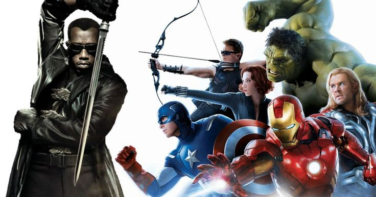 'Blade' & 'Avengers' Crossover Possible Teases Wesley Snipes -- Wesley Snipes admits that it's 'possible' his iconic 'Blade' character could end up with 'The Avengers', since Marvel owns the rights. -- http://movieweb.com/blade-avengers-movie-crossover-wesley-snipes/