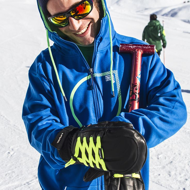 Rexford mitten - toasty warm🔥🔥 #levelgloves #snowboardgloves #wintergloves