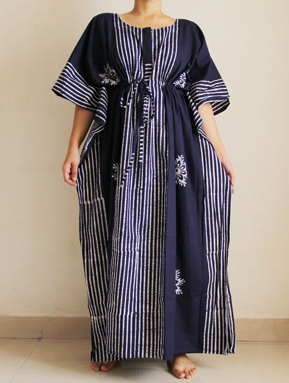 Maternity dress, nursing night gown, kaftan, hospital delivery gown, over sized…