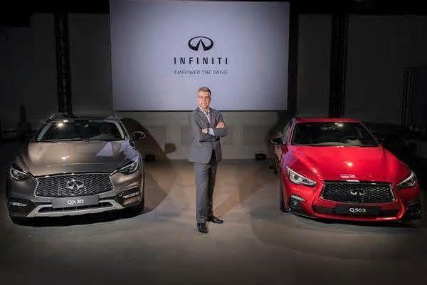 Infiniti unveils two vehicles ahead of Dubai show Infiniti has unveiled the Infi