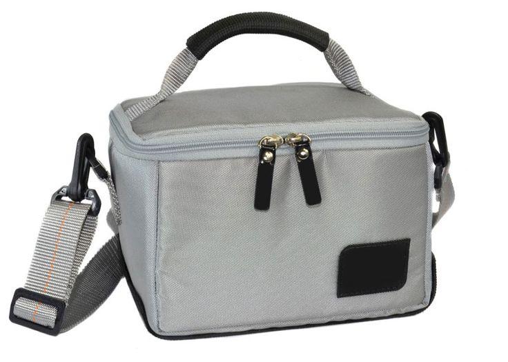 Quem sou eu para dar dica de moda, mas acredito que bolsa térmica discreta para levar para o trabalho é mais elegante!