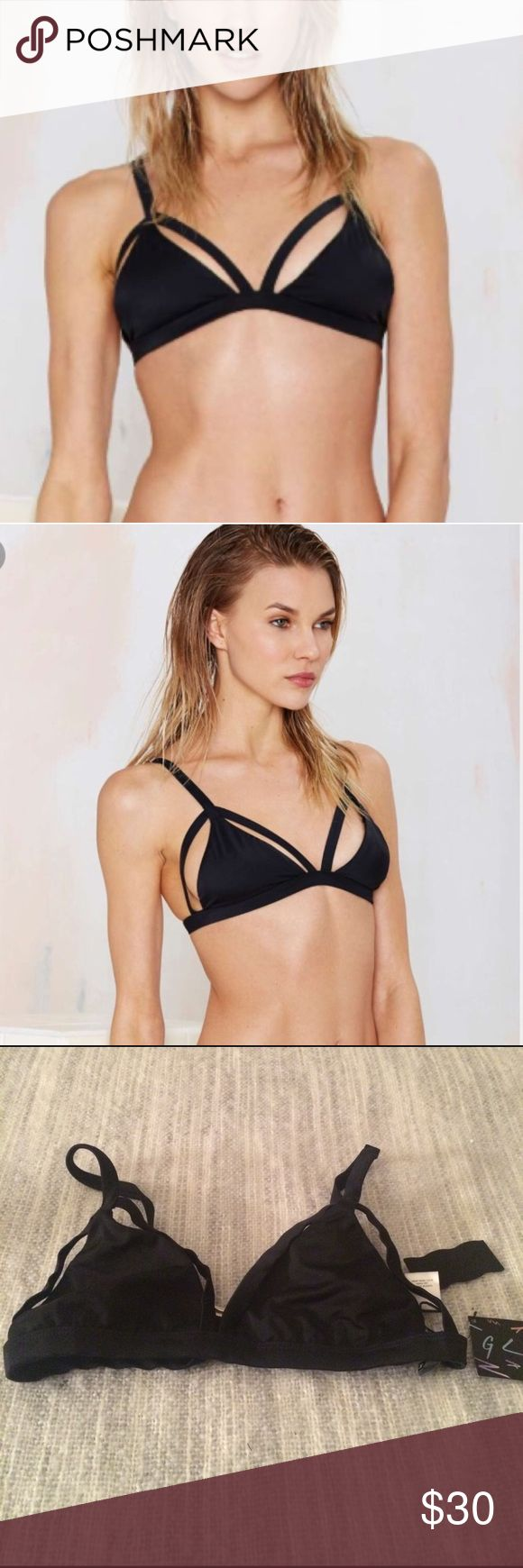 Spotted while shopping on Poshmark: Nasty Gal bikini top! #poshmark #fashion #shopping #style #Nasty Gal #Other