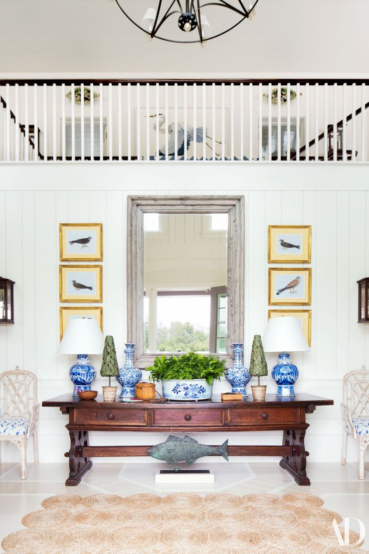 42 Entryway Ideas for a Stunning, Memorable Foyer ...