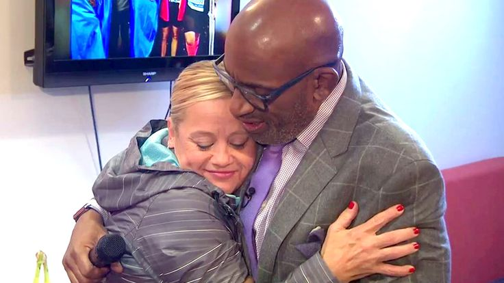 Al Roker surprises woman he inspired to lose 130 pounds, run NYC marathon