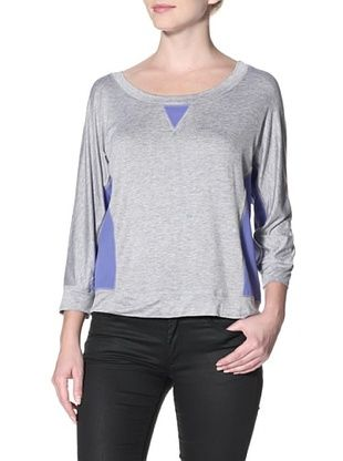 David Kahn Women's Dolman Sleeve Pullover