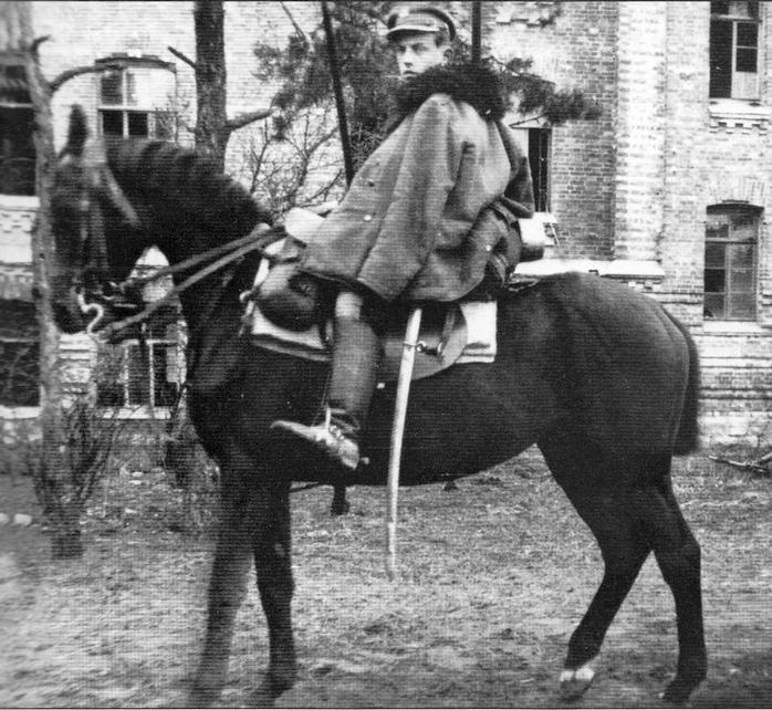 Russian Civil war / Гражданская война в России --- Thread: Polish Cavalry - 7th Lancer Regiment Lublin