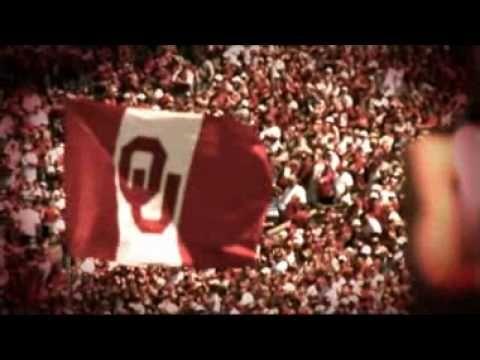 Oklahoma Sooners Football 2009 Intro Video No. 1