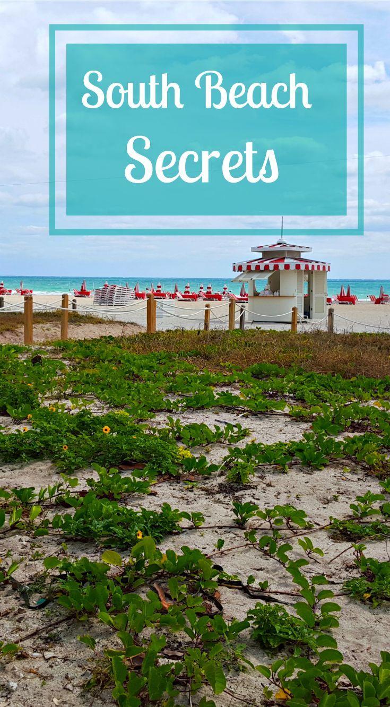Visit South Beach, Miami like a local!