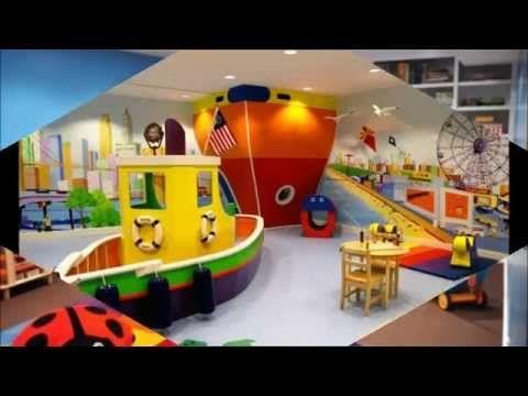 Ide Desain Interior Ruang Bermain Anak