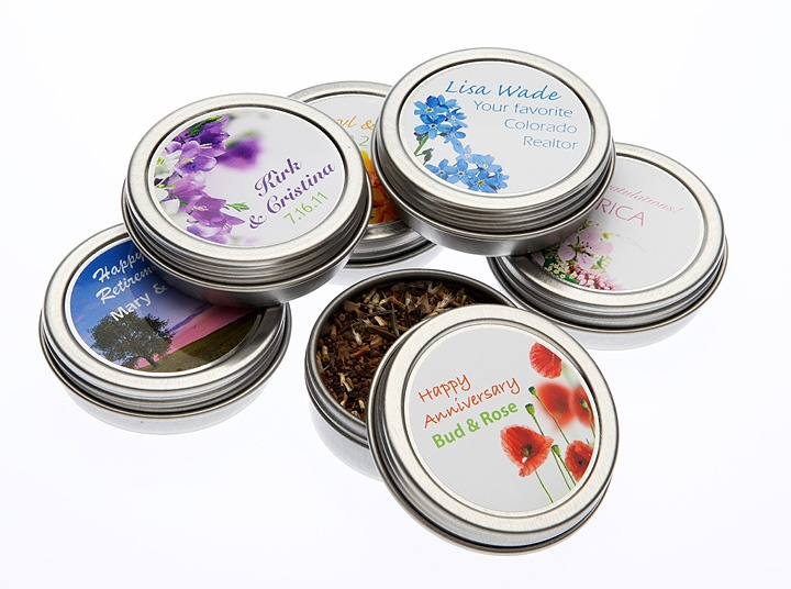 Please comment on our Bloomin' Tins and you will automatically be entered into our drawing to win Wildflower Seed, Heirloom Vegetable Seed & More! We will choose 5 winners on Monday, July 16th using random.org.  Thanks for Playing!