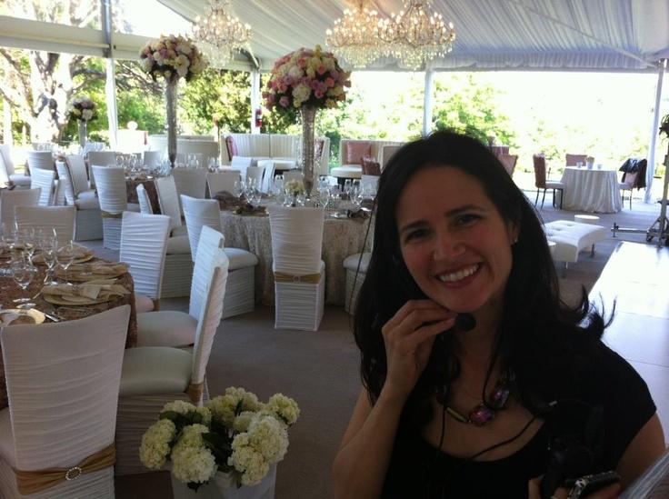 Dora At Work Cincinnati Wedding Planner