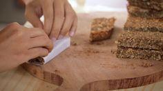 'Um fast food saudável que você pode carregar na bolsa!', diz Bela Gil