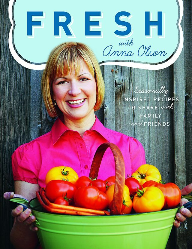 Fresh with Anna Olson (click to watch the teaser) Love her program Fresh!
