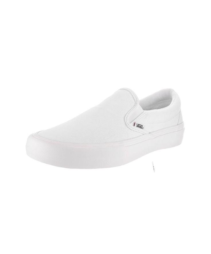 VANS Vans Men'S Slip-On Pro Skate Shoe'. #vans #shoes #sneakers