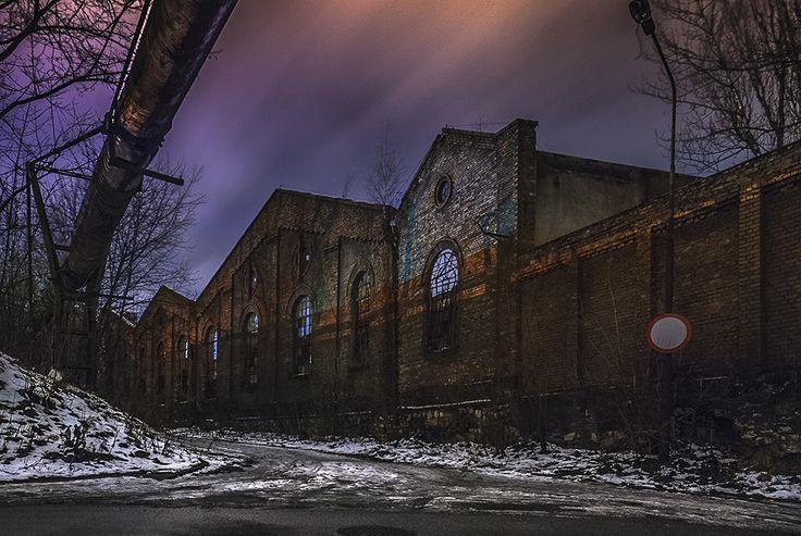 Siemianowice Śląskie Poland Industrial