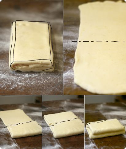 Xmas dessert | Pâte feuilletée - puff pastry by FoodBeam