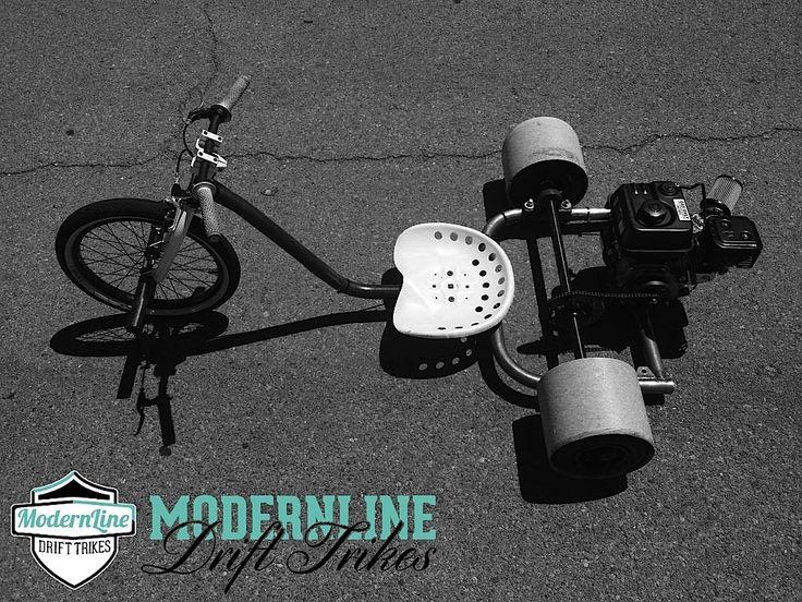 ModernLine   GAS POWER TRIKE COMPLETE - Modernline Drift Trikes