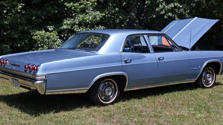 Quiz Most Iconic Cars Of The 1960s Part Ii Chevrolet Impala