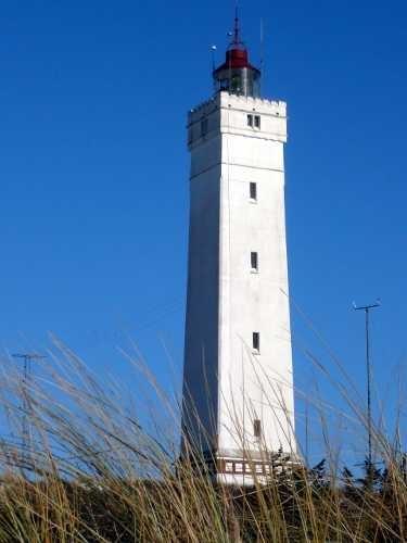 Leuchtturm Blåvand (Dänemark)