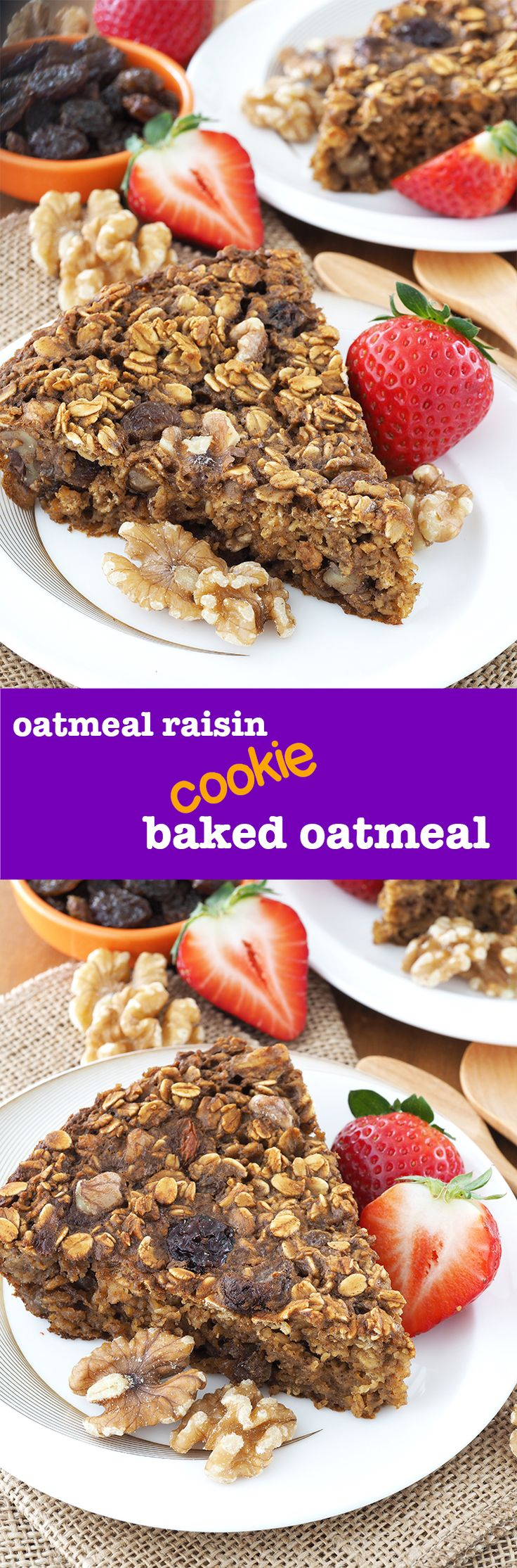 A breakfast version of a giant oatmeal raisin cookie in the form of easy and healthy(ish) baked oatmeal. It may only be August 4, but I'm already excited about August 13. For one thing, August 13 is the day before my birthday – my 'Birthday Eve', if you will. But more importantly, it's International Left-Handers …