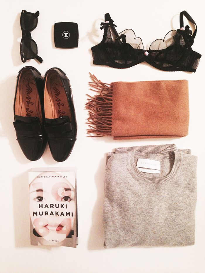 New Orleans Packing List (or my daily outfit)