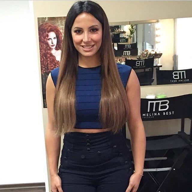 ❤️ Beauty @enissa_amani viel Spaß mit den Haaren