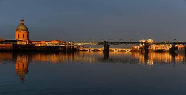 Les ponts - Toulouse - à 50mn de Brin de Cocagne - chambre d'hôtes écologique de charme dans le Tarn près d'Albi - Brin de Cocagne