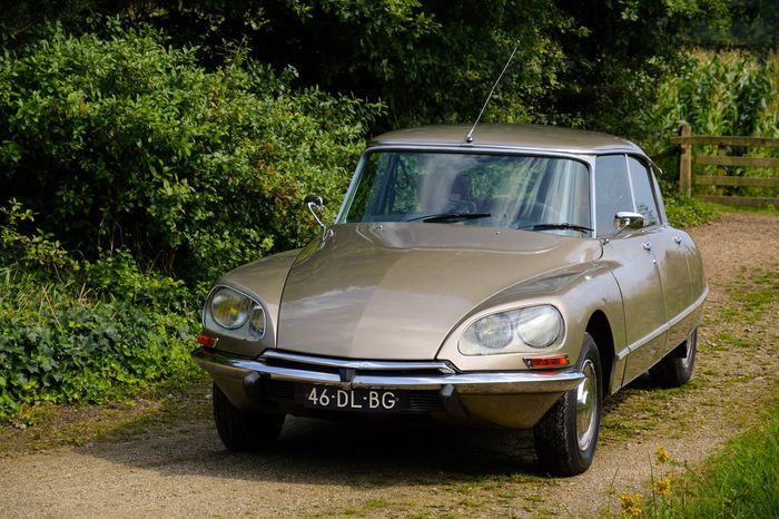 Citroën DS 20 Pallas - 1974