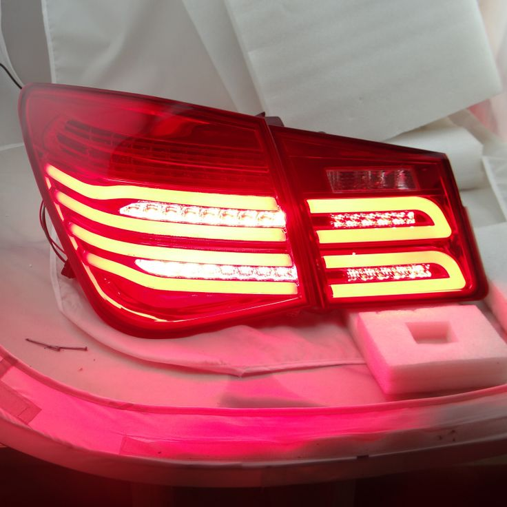 China LED Tail Light for Chevrolet Cruze Benz Update Model 2014 - China LED, Tail Light