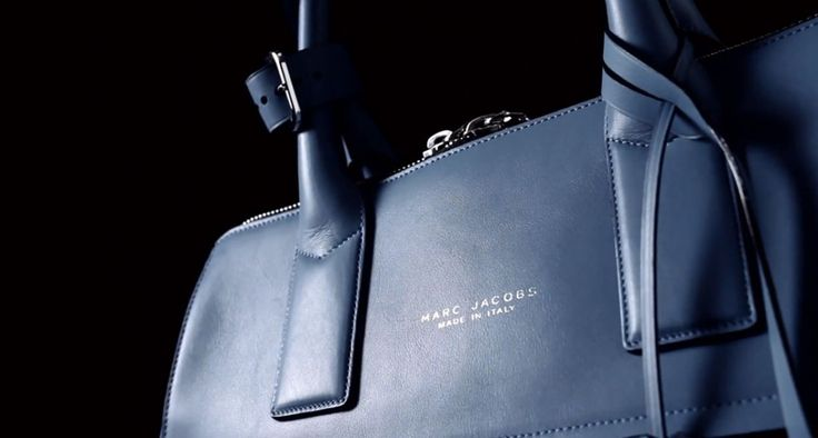 "El video del ""making of"" de Incognito, el nuevo bolso de Marc Jacobs ""made in Italy"""