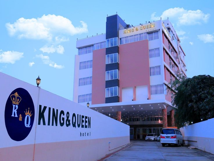 Monywa King & Queen Hotel Myanmar, Asia King & Queen Hotel is conveniently located in the popular Monywa area. The property features a wide range of facilities to make your stay a pleasant experience. To be found at the hotel are free Wi-Fi in all rooms, 24-hour security, daily housekeeping, fax machine, gift/souvenir shop. Guestrooms are designed to provide an optimal level of comfort with welcoming decor and some offering convenient amenities like television LCD/plasma scree...