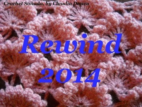 """REWIND 2014: """"CROCHET FOR THE SOUL... AND MORE"""" - YouTube"""